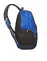 Flying Machine Padded Back Contrast Trim Backpack