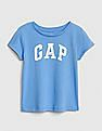 GAP Toddler Girl Logo Short Sleeve T-Shirt