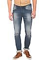 Flying Machine Distressed Skinny Fit Jeans