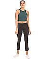 Aeropostale Crop Active Tank Top